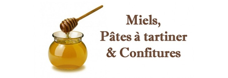 Miels & Tartinables
