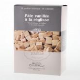 Pâte vanillée à la réglisse boite 1kg - Auzier Chabernac