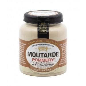 Moutarde au Miel Pommery® - Les Assaisonnements Briards 100g