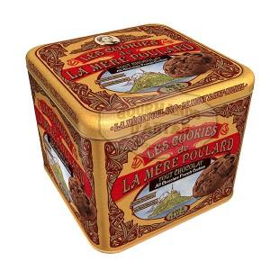 Cookies TOUT CHOCOLAT - La Mère Poulard Coffret Collector - 400g