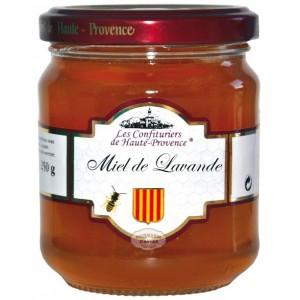 """Miel de Lavande de Provence """"Les Confituriers de Haute-Provence"""" - 250g"""