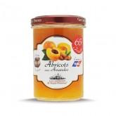 """Confiture Abricot aux Amandes """"Les Confituriers de Haute-Provence""""  240g"""