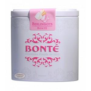 Bonbons Berlingots 7 saveurs Bonté - Boite fer 70g