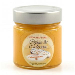 Crème de calisson Léonard Parli - 300g