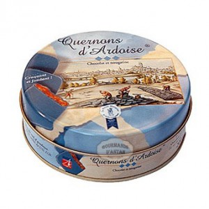 Quernons d'Ardoise - Boite vintage ronde 200g