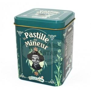 Pastille du Mineur Verquin - Boite fer 400g