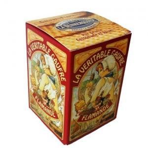Gaufres Flamandes - La Dunkerquoise - Etui carton 150g