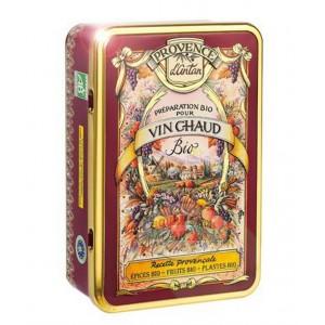 Vin chaud Bio Provence d'Antan - Boîte métal