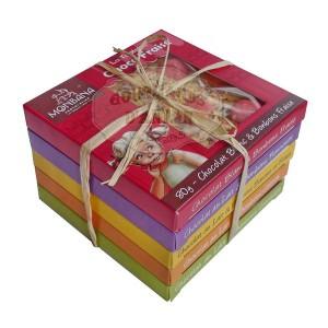 Pack Saveur d'antan tablettes Choco-bonbons Monbana - 5 X 85g