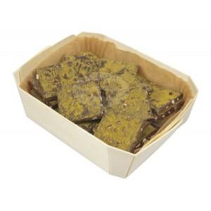 Croquant Noir Curry de Madras Comptoir du cacao - 110g