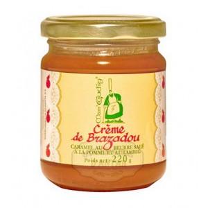 Brazadou, Caramel au beurre salé à la pomme  - Maison d'Armorine 220g