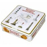 Boîte fer Relief Galettes de Pont-Aven & Traou Mad - 400g