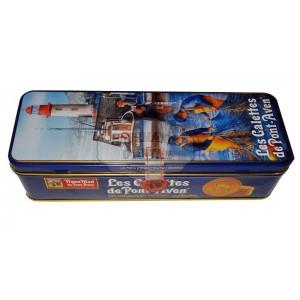 Galettes de Pont-Aven (x24) - Boite fer Plumier 24 - 200g