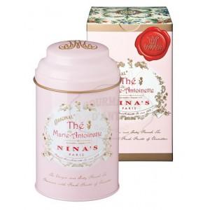 Thé Marie Antoinette Nina's Paris avec sa boite - 100g