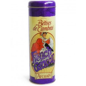 Bêtises de Cambrai VIOLETTE - Boite Collection French Cancan 500g