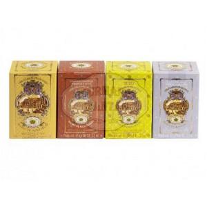 Praslines de Montargis - 4 saveurs (Classique,Orange-Girofle,Yuzu,Caramel salé)