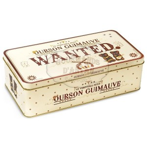 Ourson Guimauve WANTED - Boite collector 2013 - 457g