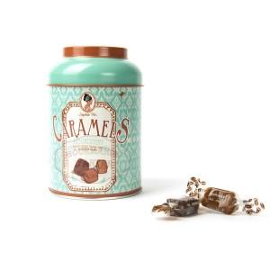 Caramels Assortiment - Boite métal 200g