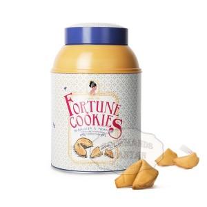 Fortune cookies (Biscuits du bonheur) - Boite métal grand format