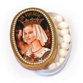 Anis de Flavigny MENTHE Collector - Boite Ovale 50 g
