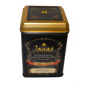 Thé Royal Blend Janat Serie Gold - 100g