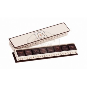 Coffret 24 chocolats pure origine Chapon - 144g