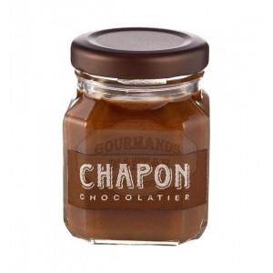 Praliné au sel fumé et pistache Chapon – 100g