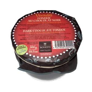 Fondue au chocolat Noir - Bovetti - 300g