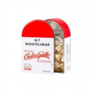 Borne Nougat de Montélimar TENDRE et DUR - Chabert & Guillot - 250g