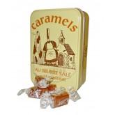 Caramels tendres au beurre salé - Boite fer collector Mam Goudig 150g