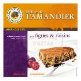 Délice de l'amandier figues & raisins Sans Gluten - Biscuiterie de Provence