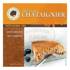 Délice du Châtaignier - Sans Gluten - Biscuiterie de Provence