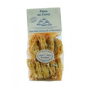 Tagliatelles au curry - Pâtes Fabre - 250g