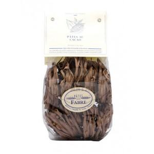 Tagliatelles au Cacao - Pâtes Fabre - 250g