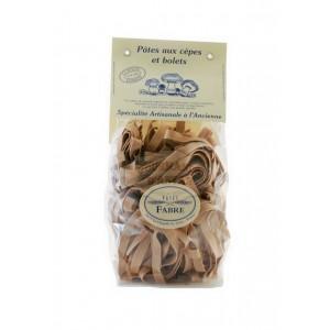 Tagliatelles aux cèpes et bolets - Pâtes Fabre - 250g
