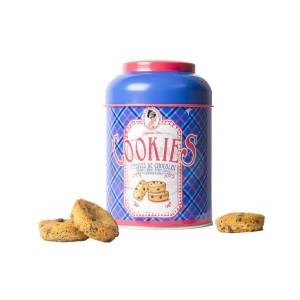 Cookies aux pépites de chocolat - Boite métal 125g