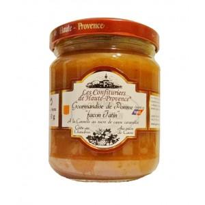 """Pomme Tatin """"Les Confituriers de Haute-Provence"""" - 230g"""