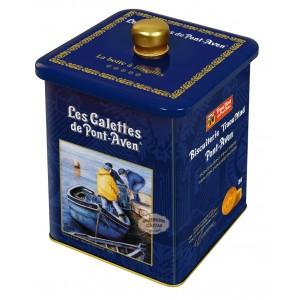 Galettes de Pont-Aven (x36) Boîte fer - 300g