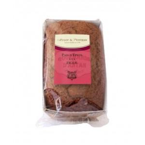 Pain d'épices à la figue Mulot & Petitjean - 180g