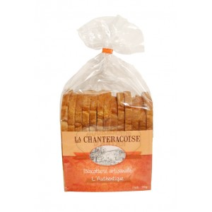 Biscottes artisanales « L'Authentique » Nature – La Chanteracoise