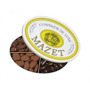 Boîte métal sélection 4 spécialités Mazet - 500g