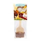 Chocolat chaud LAIT CARAMEL - Cuillère bois Bovetti