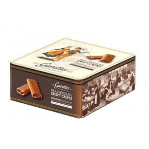 Crêpes dentelle Gavottes Chocolat Lait - Boite fer Rétro 180g