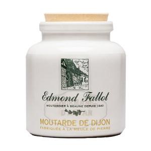 Moutarde de Dijon Pot en grès 250g - Fallot