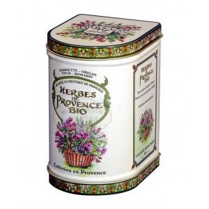 Herbes de Provence Bio Provence d'Antan - Boite fer luxe 40g
