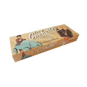 Cuchettes au caramel (x10) La Maison d'Armorine - Boite 150g