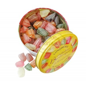 Berlingots de Carpentras Assortiment - Boite fer 500g