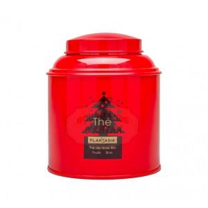 Thé de Noël Bio aux fruits des bois Plantasia - Boite fer (vrac)