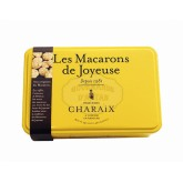 Macaron de Joyeuse Maison Charaix - Boite Tradition 150g