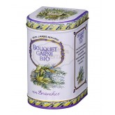 Bouquet garni Bio en branches Provence d'Antan - Boîte métal 15g